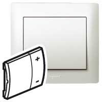 Накладка  для светорегулятора нажимного перламутр Galea Life