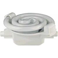 Лампа энергосберегающая 9 Вт R7s 4100К для прожекторов (плоская спираль) холодный