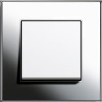Рамка 1 пост хром ESPRIT