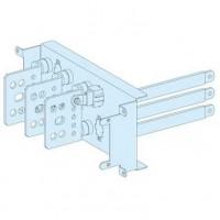 Вводная плата с сил. коннекторами для стационарного NS250 с рычагом управления,3-пол.