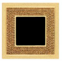 Рамка 1 пост золото Swarovski art