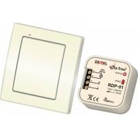 Комплект беспроводного управления освещением с функцией диммера (1 канал)
