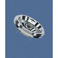 Лампа галогенная рефлекторная 100 Вт 12В G53 d=111mm 24D c Al отражателем