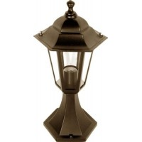 Светильник -столбик 60Вт E27, бронза