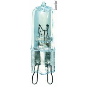 Лампа галогенная капсюльная 25 Вт 220В G9 прозрачная
