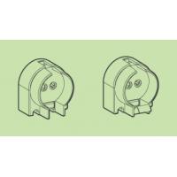 Патрон G5 для ламп Т5 (d=16mm) торцевой накидной