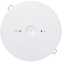 Светильник аварийный ДПА 2104, аккумулятор, 4ч, 60LED, IP20, IEK