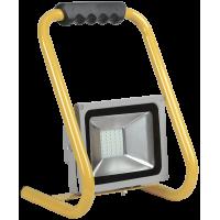 Прожектор СДО 05-20П(переноск)светодиодный серый SMD IP65 IEK