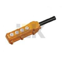 Пульт управления на 4 кнопки  IP54 тип ПКТ-62