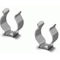 Клипса для ламп Т5 (d=16mm) металлическая