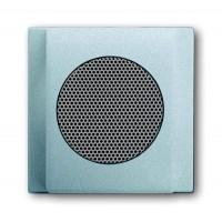 Накладка для динамика 8223 U серебристый металлик Impuls