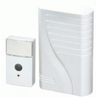 Звонок МОЛИК беспроводной 50м (кнопка с батарейкой) 2 мелодии 76дБ