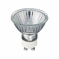 Лампа галогенная рефлекторная 50 Вт 220В GU10 c Al отражателем 20D