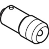 Светодиод KA2-2023 желтый 24 В AC/DC