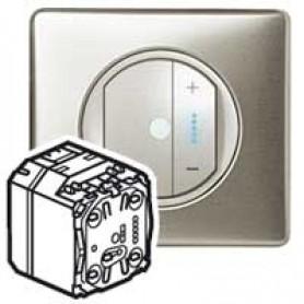 Механизм светорегулятора нажимного с индикацией 40-300Вт Celiane