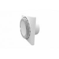 Вентилятор осевой   90 куб.м/час 16 Вт 220 В для настен. и потолоч.монтажа (диам.шахты 100мм)  с обрат.клапаном серия  DISK