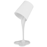 Светильник настольный для КЛЛ 25Вт Е27  IP20 белый