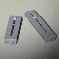 Регулируемые кронштейны, 75 - 125мм, 2шт. для шкафов CAE/CQE