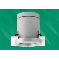 Светильник  встраиваемый для МГЛ 1х70 Вт G12 IP65 серебро 60*