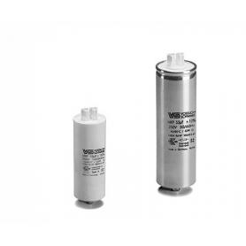 Конденсатор 12 мкФ 250В, 50/60 Гц, (для МГЛ 70-100, ДНаТ 70-100) пластмас. корпус