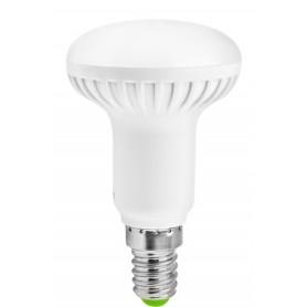 Лампа светодиодная 5 Вт 230В Е14 рефлектор, холодный белый 94 136