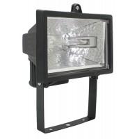 Прожектор ИО1000 галогенный черный IP54 ИЭК