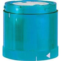 Сигнальная лампа синяя KL70-123L 230 B AC