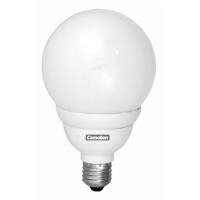 Лампа энергосберегающая 25 Вт Е27 4200К шар 95мм, холодный