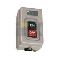 Выключатель кнопочный 3-пол.с блокировкой ВКИ-230 230/400В 16А IP40