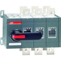 Реверсивный рубильник 400А 3-пол. OT400E03C (без ручки управления и переходника)