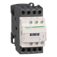 Контактор 32A 4Р 1НО+1НЗ катушка 230В AC 50Гц винтовой зажим, D