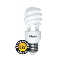 Лампа энергосберегающая 55 Вт Е27 4200К спираль, холодный 94 078