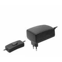 Драйвер LED 24 Вт DC/12В внутреннего применения IP20