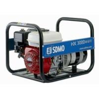 Генератор бензиновый однофазный 3.75 кВА HX3000-S