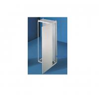 Шкаф серии TS с монтажной платой 1800x800х500mm, 2-х дверный, RAL7035