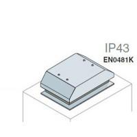 Кожух вентилируемый IP43
