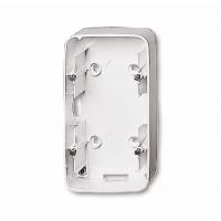 Коробка открытого монтажа 2 поста альпийский белый Reflex SI