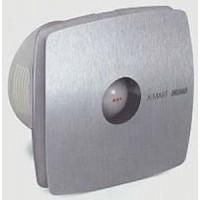 Вентилятор осевой   98 куб.м/час 15 Вт 230 В для настен.монтажа (диам.шахты 100 мм) цвет нерж.сталь  X-Mart