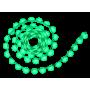 Светодиодная гибкая лента SMD3528 DC12V 60LED/м, Зелёный IP20 самоклеющаяся