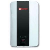 Электроводонагреватель проточный кран+душ 1ф. 3,5 кВт объем 2,2 л./мин. время нагрева 10-15 сек. белый Stream