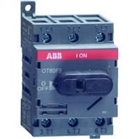 Рубильник 80А 3-пол. OT80F3 для установки на DIN-рейку или монтажную плату (1SCA135434R1001)