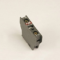 Контакт фронтальный 1НО для контакторов AF09-AF96 и NF, CA4-10