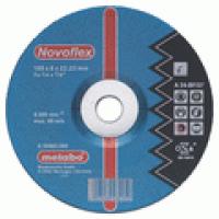 Круг зачистной сталь 180х6 Novoflex