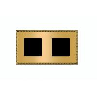 Рамка 2 поста oro rojo Toledo