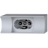 Патрон S14d для линейных ламп накаливания LINESTRA (Т- образных)