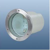 Светильник встраиваемый в грунт ГЛ 150 Вт (RX7s-24) с квадратной рамкой