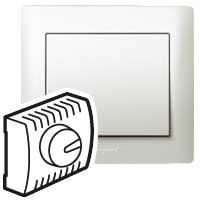 Накладка  для светорегулятора 1000Вт перламутр Galea Life