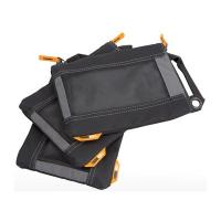 Набор из трех плоских сумок для крепежа