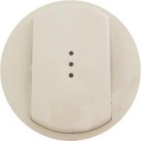 Клавиша для выключателя/переключателя 1 клавишного с индикацией слоновая кость Celiane