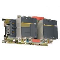 Контактор 500А катушка 230В реверсивный  АС3 2НЗ IP00, КТИ-65003